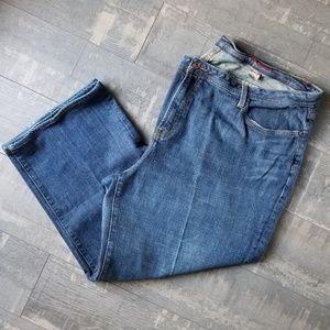 Seven7 Women's Boot Cut Plus Size Jeans Sz. 26